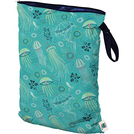 Planet Wise Wet Bag Medium Oasis Performance Made in The USA