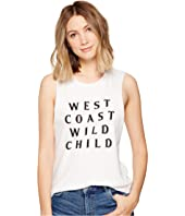 Amuse Society - Wild Child Tank