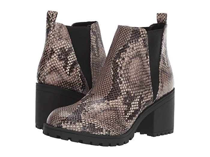Dirty Laundry  Lisbon Sedona (Light Brown King Snake) Womens Pull-on Boots