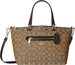 COACH - Signature Prairie Satchel
