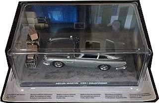 Aston Martin DB5 Diecast Model Car from James Bond Goldfinger by Ex Mag
