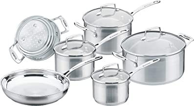 Scanpan Impact 10-Piece Cookware Set