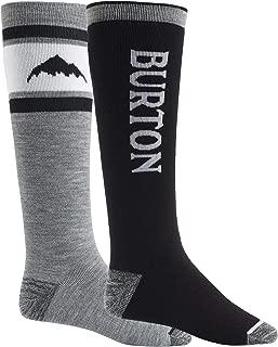 Burton Weekend Midweight 2 Pack Socks Mens