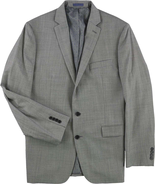 Ryan Seacrest Mens Slim-Fit Two Button Blazer Jacket
