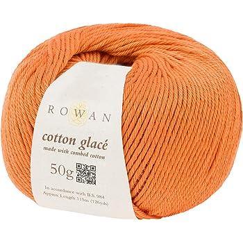 Rowan H512086-RG832 Hilo para tejer a mano, 100% algodón, Persimmon, talla única: Amazon.es: Hogar
