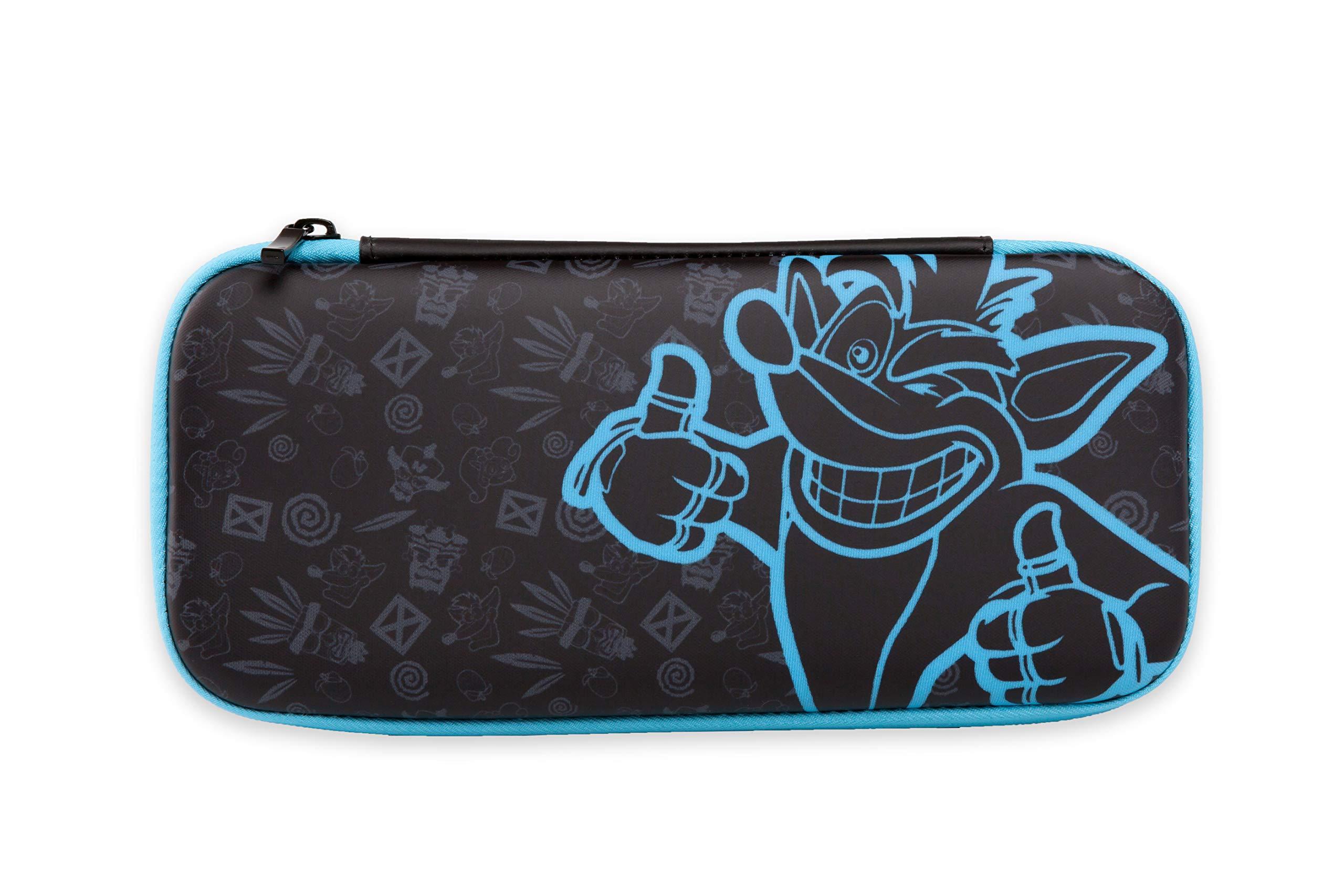 Kit De Viaje Sencillo Crash Bandicoot (Nintendo Switch): Amazon.es: Videojuegos