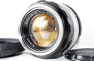 Nikon MFレンズ NIKKOR-S Auto 50mm F1.4 非Ai