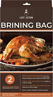 Best roasting bag cooking times turkey Reviews