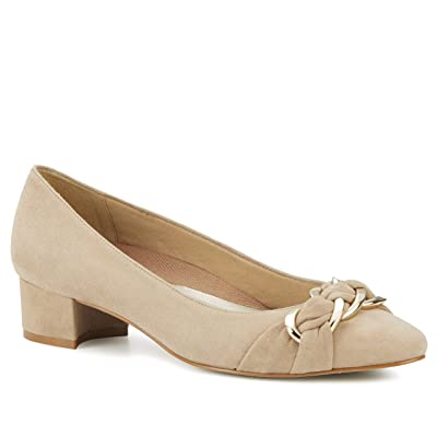 Walking Cradles Hutton (Light Taupe Suede) Women