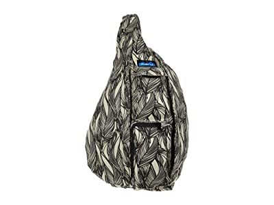 KAVU Rope Bag (Ink Leaf) Bags