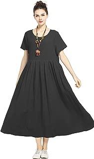Best linen dress plus size Reviews