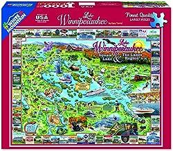 White Mountain Lake Winnipesaukee, NH - 1,000 Piece Jigsaw Puzzle
