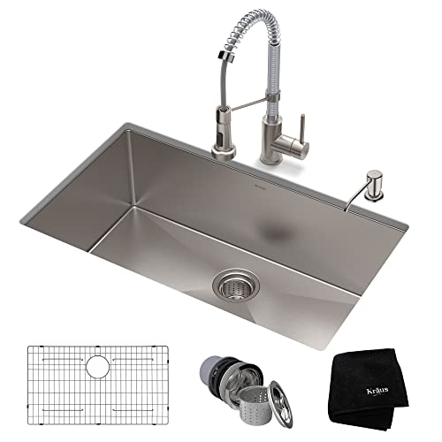 Undermount Sinks And Faucet Combo Amazoncom