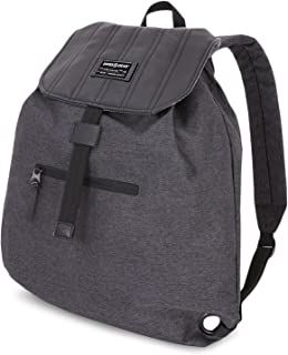 Swiss Gear Heather Cinch Casual Daypack