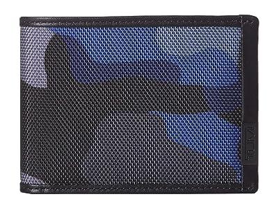 Tumi Alpha Double Billfold (Camo) Bill-fold Wallet