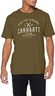 Carhartt Outlast Graphic Short-Sleeve T-Shirt Camiseta para Hombre