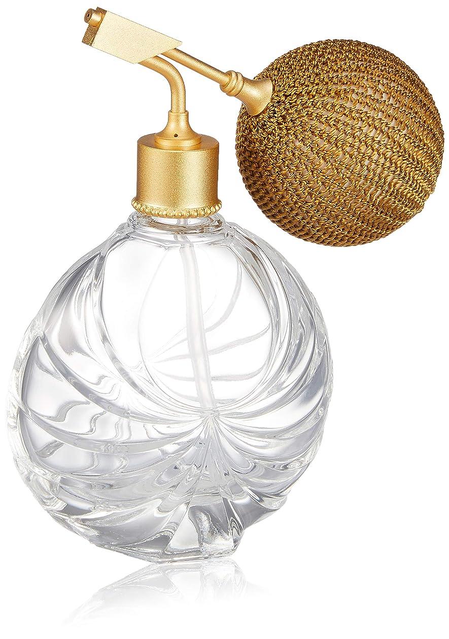 ピッチアシスタントコンデンサーヒロセアトマイザー フランス製香水瓶50ML Upper East Side 369872 (50MLタクジョウ) CLAG