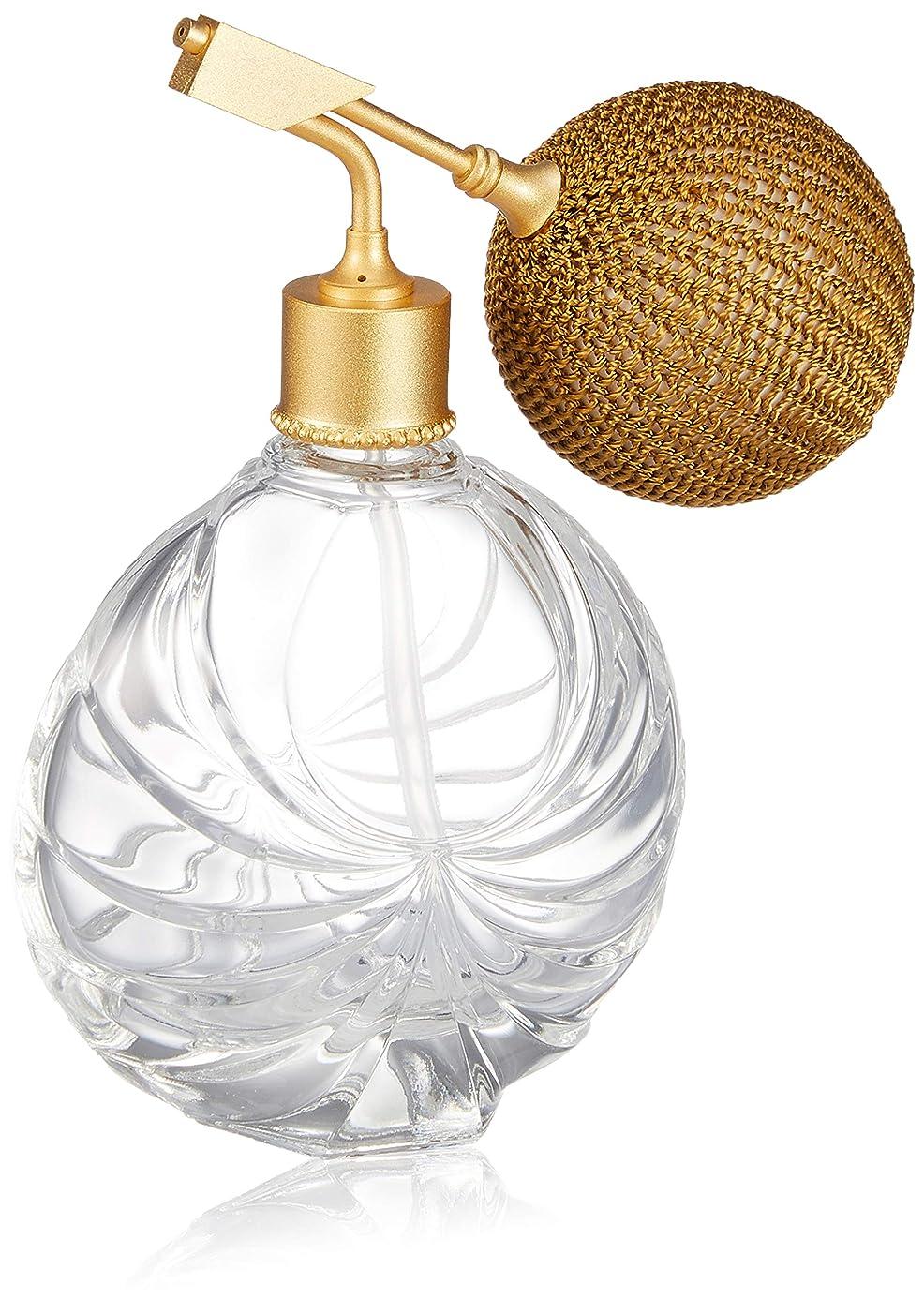 ストライドよろしく慎重ヒロセアトマイザー フランス製香水瓶50ML Upper East Side 369872 (50MLタクジョウ) CLAG