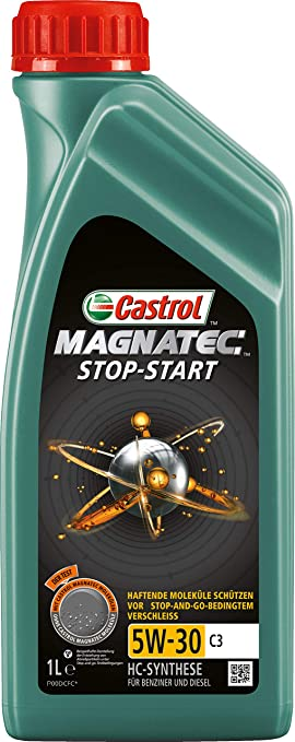 Castrol Magnatec Stop Start Motorenöl 5w 30 C3 1l Auto