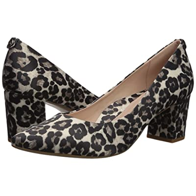 Taryn Rose Madline (Cream Printed Leopard) High Heels