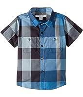 Burberry Kids - Mini Camber Shirt (Infant/Toddler)