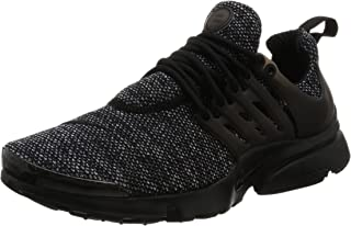 Nike Air Presto Ultra BR Running Shoe Black/Black-Black