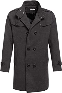 Best grey check duffle coat Reviews