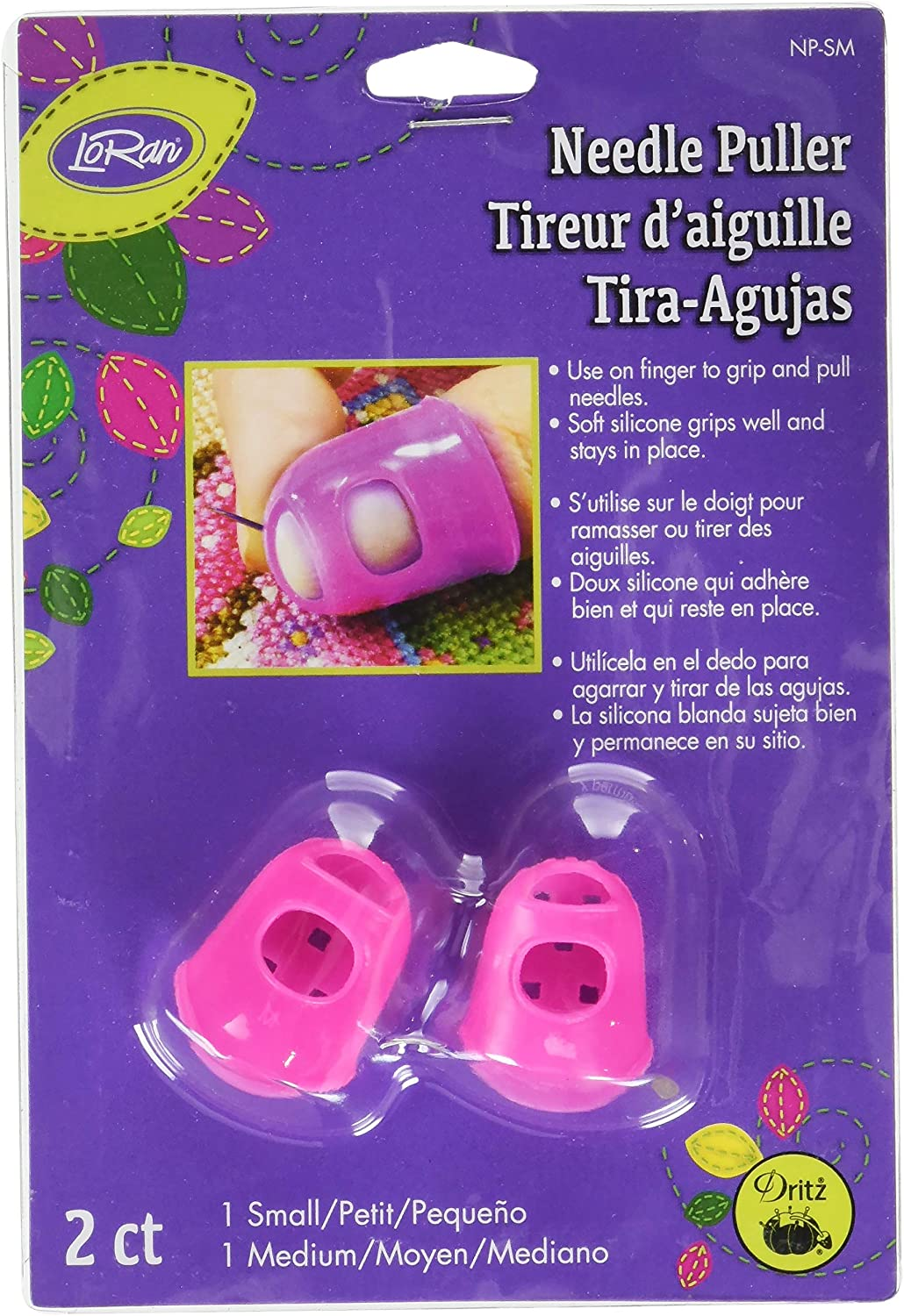 3 Count Dritz 3052 Needle Pullers