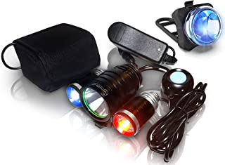 Best police bicycle lights and siren Reviews