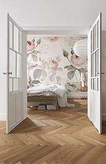 Komar XXL4-034 flizelinowa fototapeta LA Maison tapeta, ściana, dekoracja, okładzina ścienna, dekoracja ścienna, kwiat, kw...