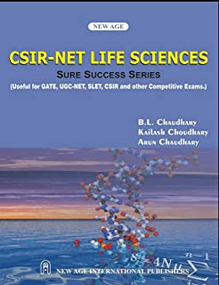CSIR - NET LIFE SCIENCES: GATE, UGC - NET, SLET, CSIR and other competitive Exams
