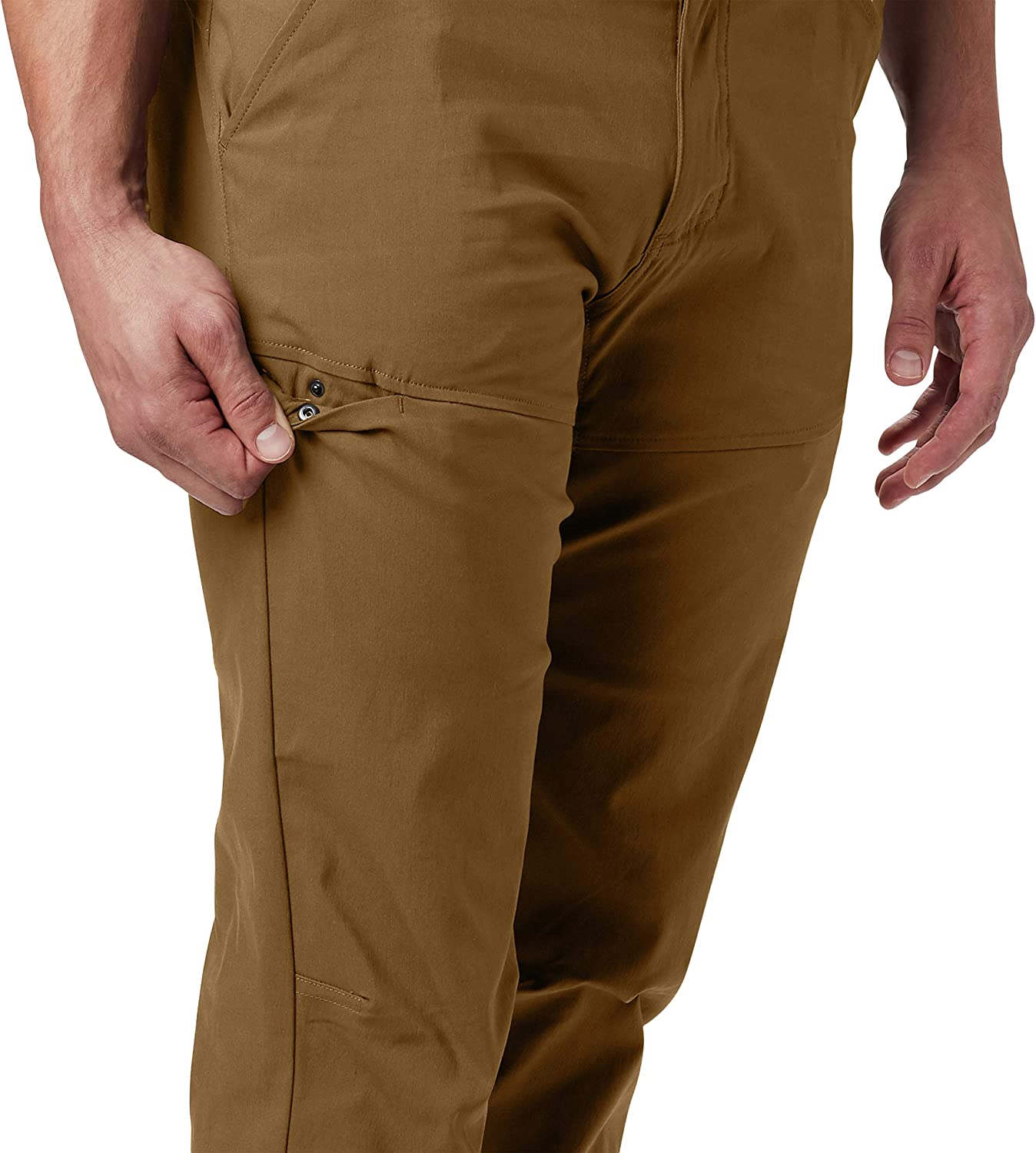 Mountain Hardwear Men's Hardwear AP Trouser Golden Brown