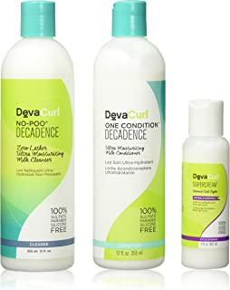 DevaCurl Super Curly Hair Care Holiday Shampoo and Conditioner Kit by DevaCurl