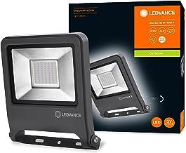 LEDVANCE Schijnwerper LED: voor muur, ENDURA FLOOD Koel wit / 50 W, 220…240 V, stralingshoek: 120, Koel wit, 4000 K, body ...