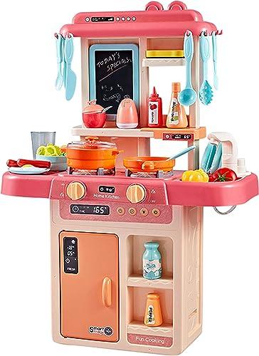 Zest 4 Toyz 36 PCS Battery Oprated Kitchen Set for Kids, Pretend Play Kitchen Toy Set for Kids | Kitchen Set for Kids...