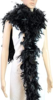 Best black boa feathers Reviews