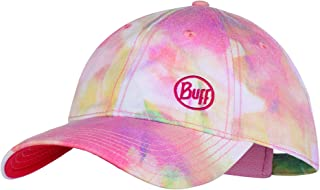 Buff 女士图案棒球帽 Laelia Pale 桃红色 均码