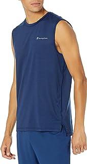 Champion Mens T5705 Sport Muscle Tee Sleeveless T-Shirt