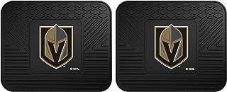 FANMATS NHL Vegas Golden Knights NHL - Vegas Golden Knights2 Utility Mats, Team Color, One Size