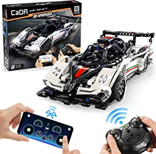 Creative Model Car Building Toy for Kids 8 -16, STEM...