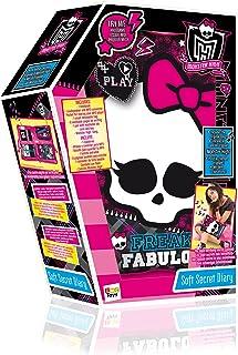 IMC Toys Monster High 870031 - Geheimes Tagebuch Tagebuch Tagebuch aus Stoff B004TPN8X8  Am praktischsten 753778