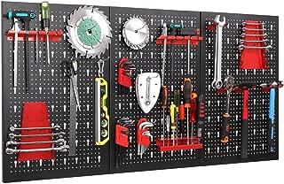 Fixkit Panel para Herramientas de Metal 17 Piezas, 120 x 60
