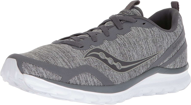 Saucony Chaussures De Sport A La Mode Couleur gris gris Taille 45 EU   11 Us