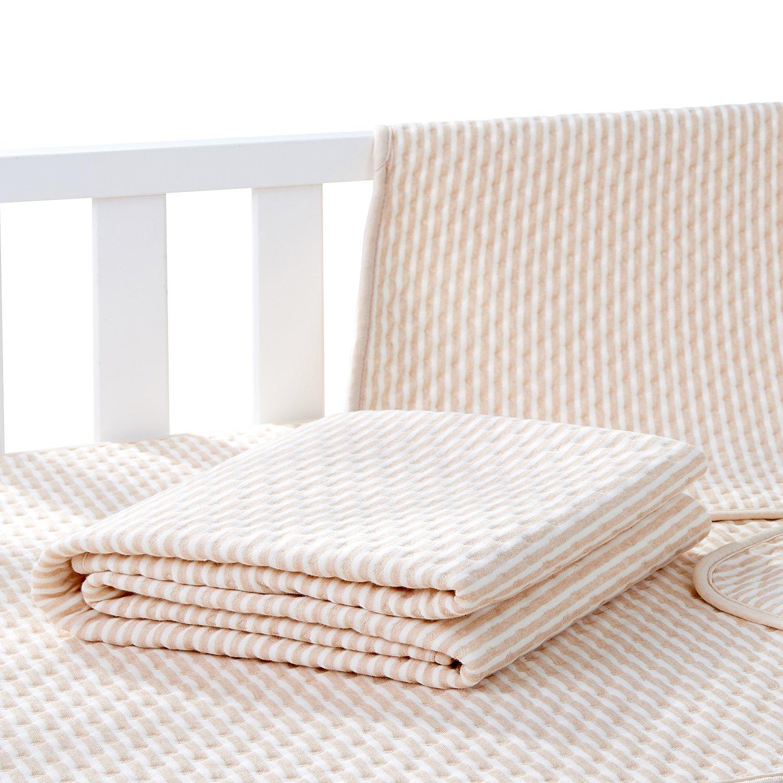 Clevamama Waterproof Bed Protector in Tencel Pink Toilet Training Sleep Mat