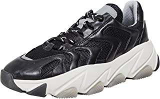 ASH Women's Leather Extreme Trainers Black