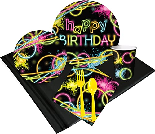 Glow Party Pack by BirthdayExpress