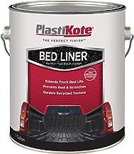 PlastiKote 265G Black Truck Bed Liner - 1 Gallon