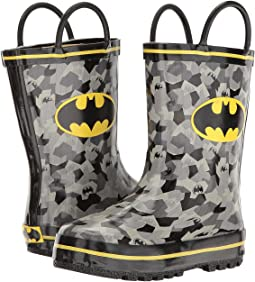 Favorite Characters - Batman Rain Boots BMS503 (Toddler/Little Kid)