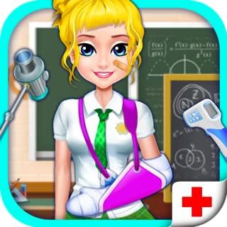 High School Clinic - Emergency Doctor Games