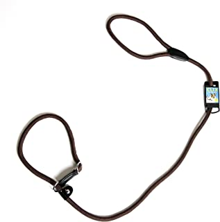 Company of Animals Clix 3 in 1 Slip Lead for Dogs, Black